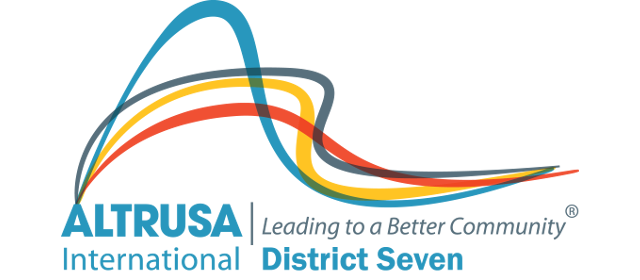 Altrusa District Seven Logo
